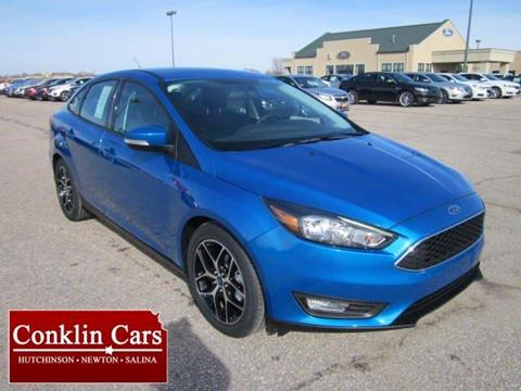 2017 Ford Focus for sale in Newton KS