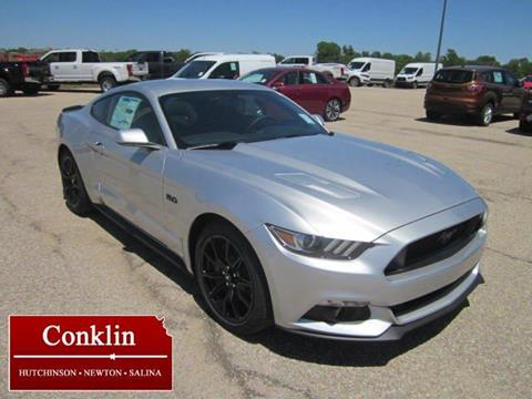 2017 Ford Mustang for sale in Newton KS