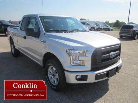 2017 Ford F-150 for sale in Newton, KS