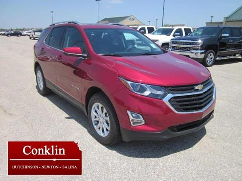 2018 Chevrolet Equinox for sale in Newton, KS