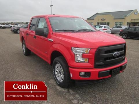 2017 Ford F-150 for sale in Newton KS