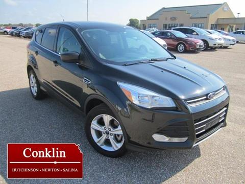 2015 Ford Escape for sale in Newton, KS