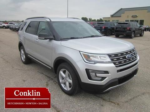 2017 Ford Explorer for sale in Newton, KS