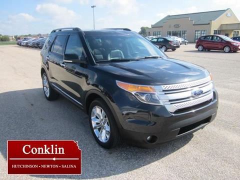 2014 Ford Explorer for sale in Newton, KS
