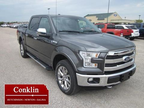 2015 Ford F-150 for sale in Newton, KS