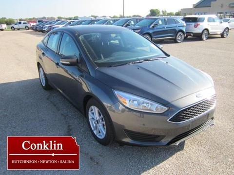 2017 Ford Focus for sale in Newton, KS