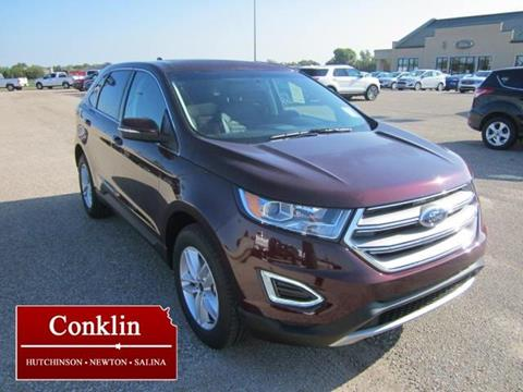2017 Ford Edge for sale in Newton KS