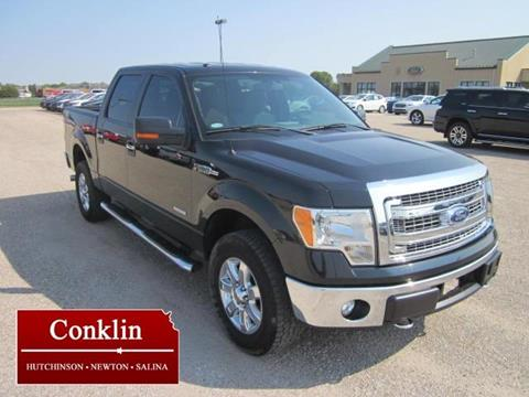 2013 Ford F-150 for sale in Newton, KS