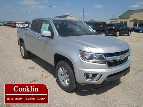 2018 Chevrolet Colorado for sale in Newton KS