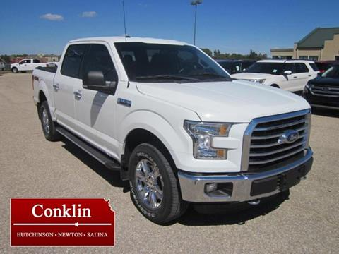 2015 Ford F-150 for sale in Newton KS