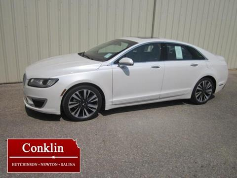 2017 Lincoln MKZ for sale in Newton, KS