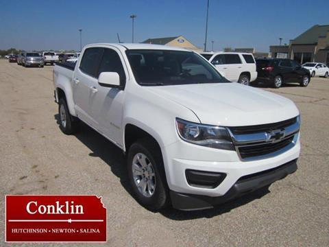 2016 Chevrolet Colorado for sale in Newton KS
