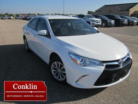 2016 Toyota Camry for sale in Newton KS
