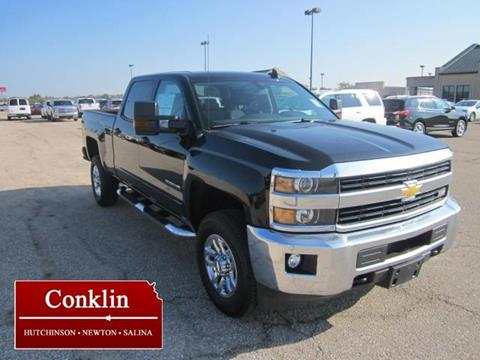 2017 Chevrolet Silverado 2500HD for sale in Newton KS