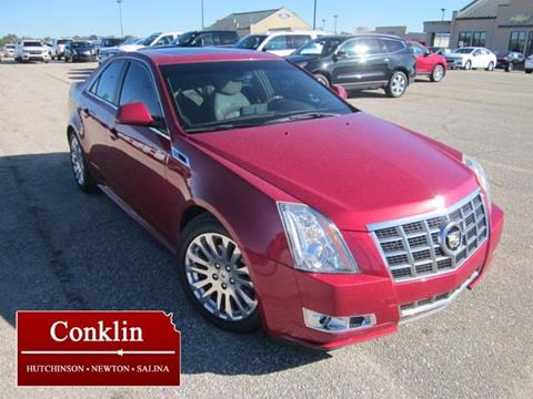 2012 Cadillac CTS for sale in Newton KS