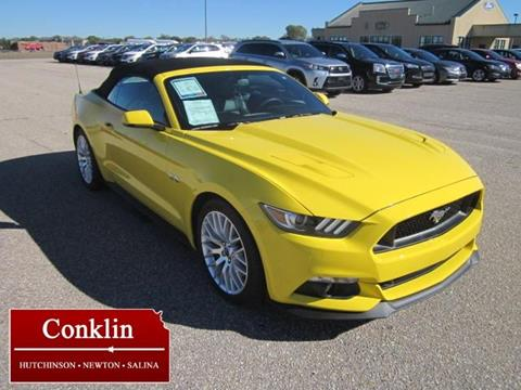 2016 Ford Mustang for sale in Newton KS