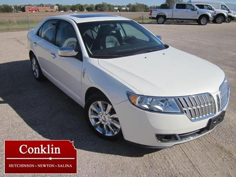 2012 Lincoln MKZ for sale in Newton KS