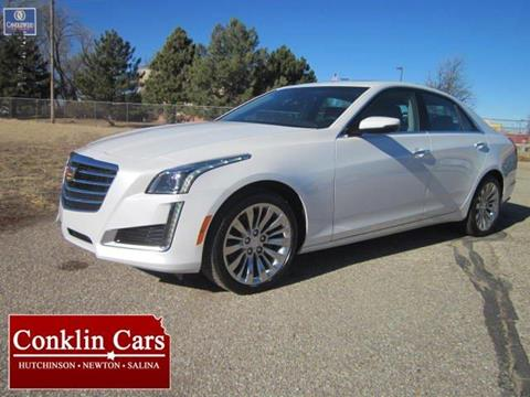 2017 Cadillac CTS for sale in Salina, KS