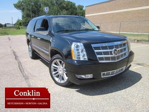 2014 Cadillac Escalade ESV for sale in Salina, KS