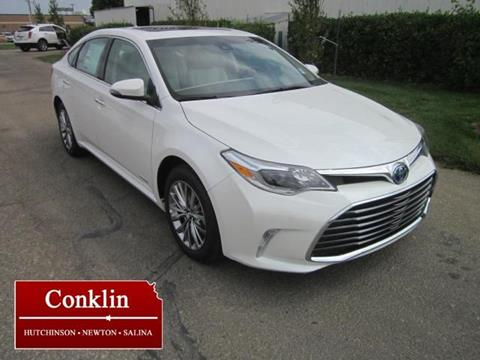 2018 Toyota Avalon Hybrid for sale in Salina, KS