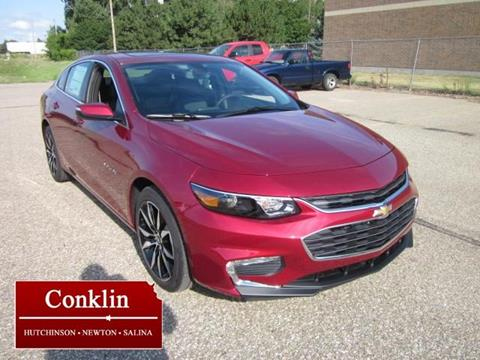 2018 Chevrolet Malibu for sale in Salina, KS