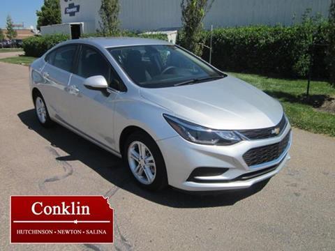 2017 Chevrolet Cruze for sale in Salina, KS