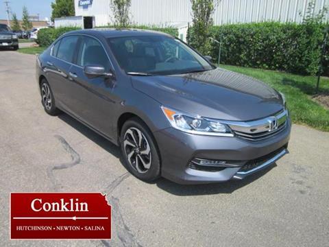 2017 Honda Accord for sale in Salina, KS