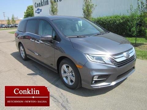 2018 Honda Odyssey for sale in Salina, KS