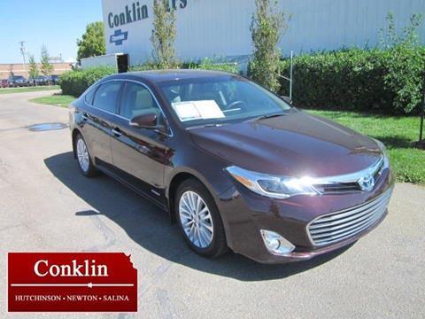 2015 Toyota Avalon Hybrid for sale in Salina, KS