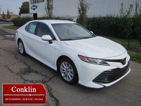 2018 Toyota Camry for sale in Salina, KS