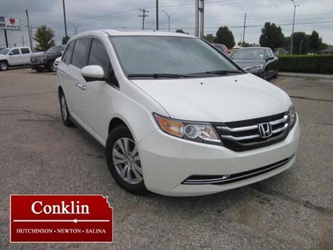 2016 Honda Odyssey for sale in Salina, KS