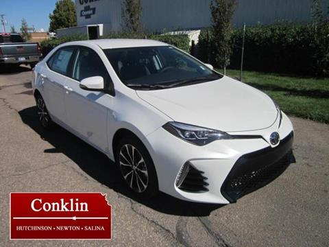2018 Toyota Corolla for sale in Salina, KS