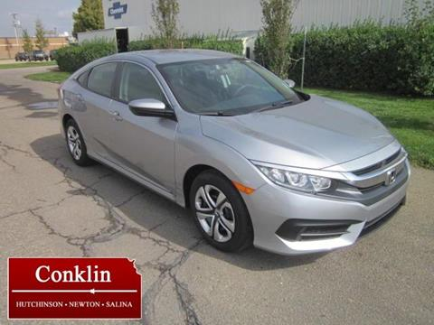 2017 Honda Civic for sale in Salina, KS
