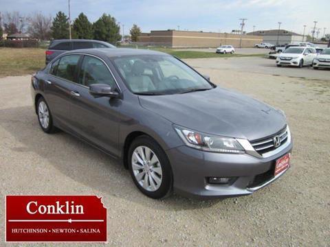 2015 Honda Accord for sale in Salina, KS