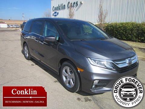 2019 Honda Odyssey for sale in Salina, KS