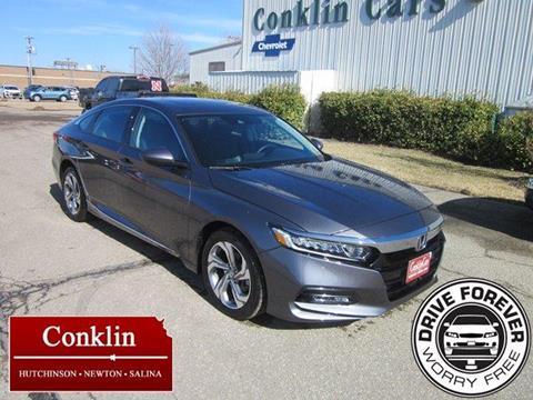 2018 Honda Accord for sale in Salina, KS