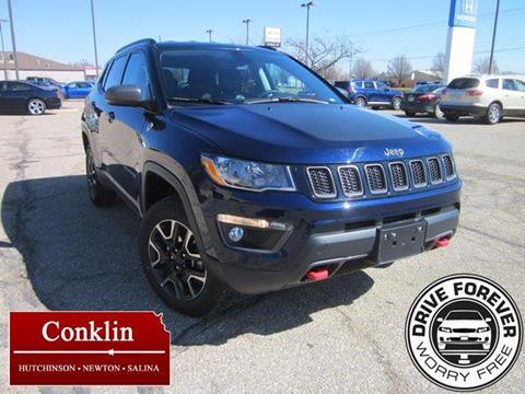 2019 Jeep Compass for sale in Salina, KS