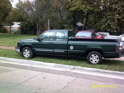 2003 Chevrolet Silverado 1500 for sale in Topeka, KS