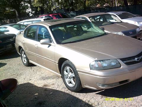 2004 Chevrolet Impala for sale in Topeka, KS