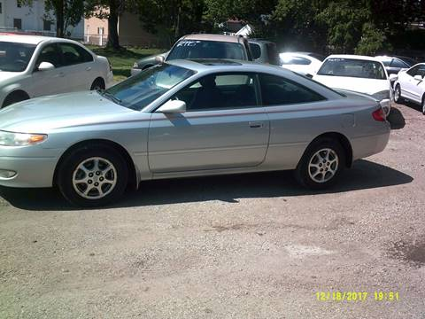 2002 Toyota Camry Solara for sale at D & D Auto Sales in Topeka KS