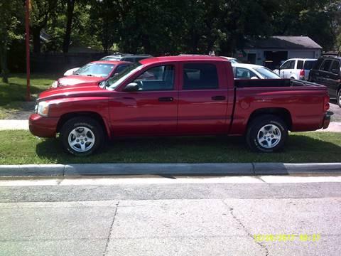 2007 Dodge Dakota for sale at D & D Auto Sales in Topeka KS