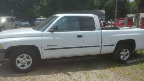 1999 Dodge Ram Pickup 1500 for sale at D & D Auto Sales in Topeka KS