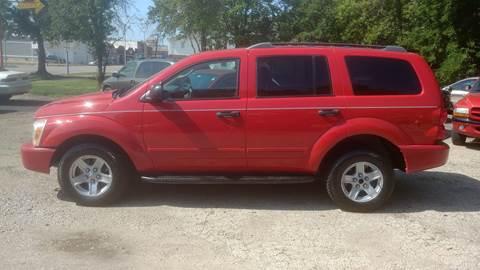 2004 Dodge Durango for sale at D & D Auto Sales in Topeka KS