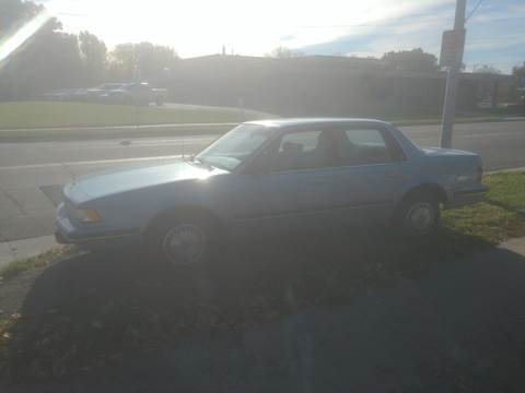1991 Buick Century for sale at D & D Auto Sales in Topeka KS