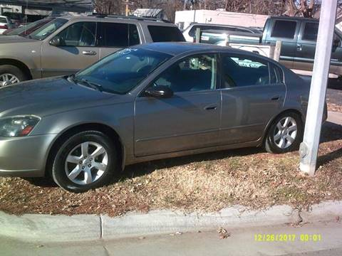2006 Nissan Altima for sale at D & D Auto Sales in Topeka KS