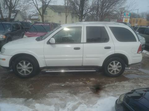 2006 Buick Rainier for sale at D & D Auto Sales in Topeka KS