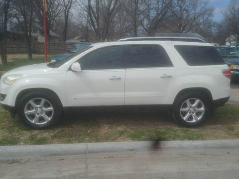 2008 Saturn Outlook for sale at D & D Auto Sales in Topeka KS