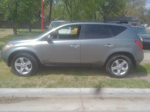 2005 Nissan Murano for sale at D & D Auto Sales in Topeka KS