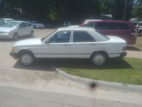 1985 Mercedes-Benz 190-Class for sale in Topeka, KS