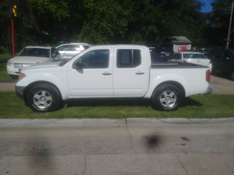 2005 Nissan Frontier for sale at D & D Auto Sales in Topeka KS